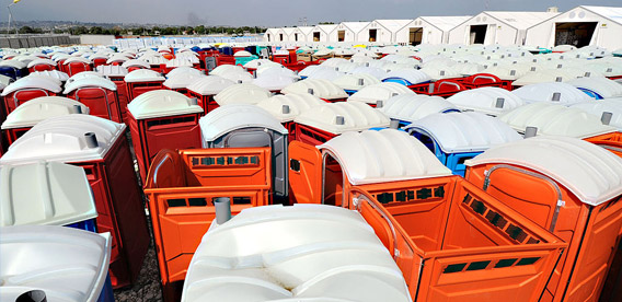 Champion Portable Toilets in Sun City,  CA